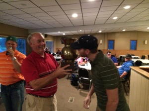 2014 Annual Rotary vs Lions Club Golf Tournament